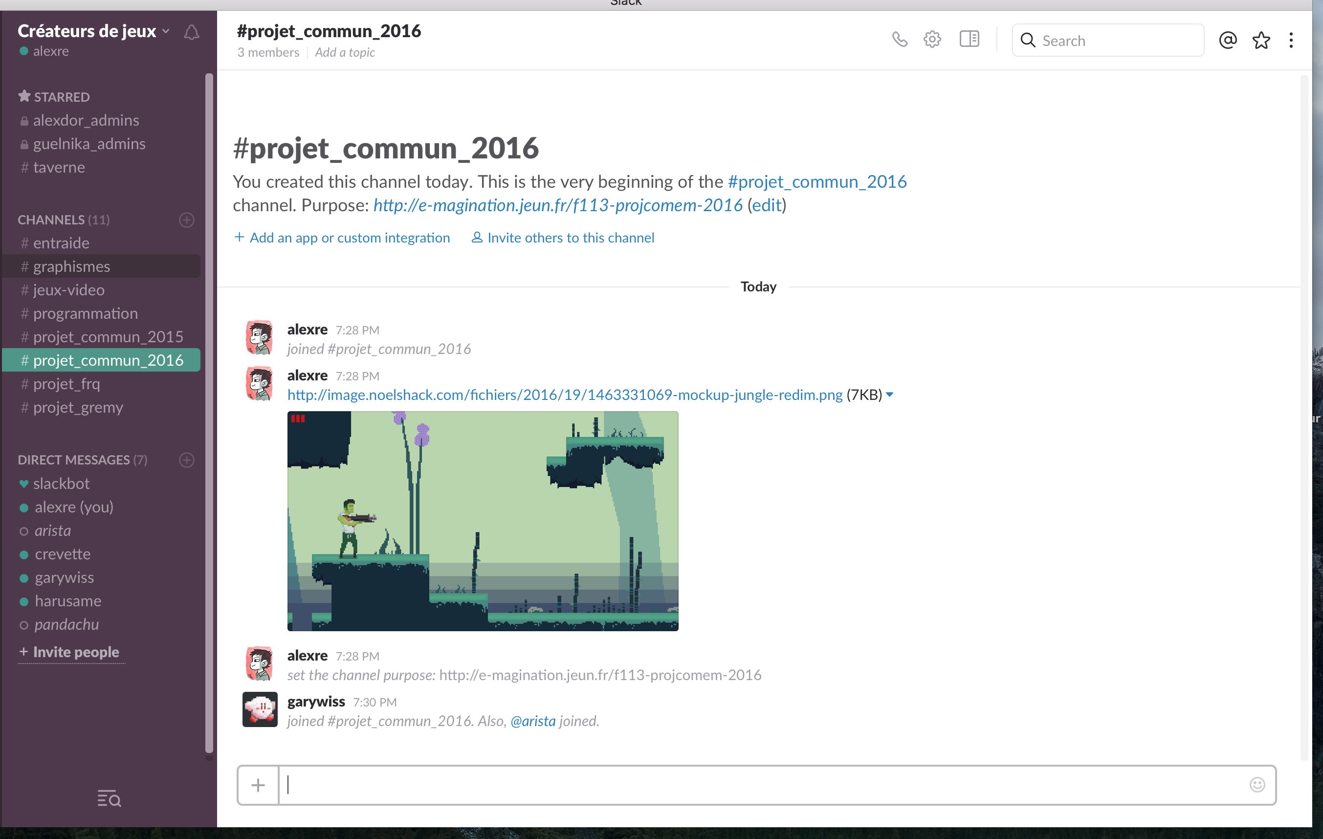 RIP ancien Slack /\ Coucou nouveau Slack - Discord all community is coming ! - Page 2 Slack_em
