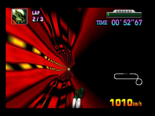 F-Zero X -2nd Boost-
