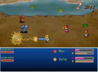 Battle System de Caca Land