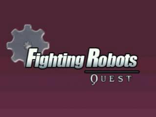 Intro de Fighting Robots Quest